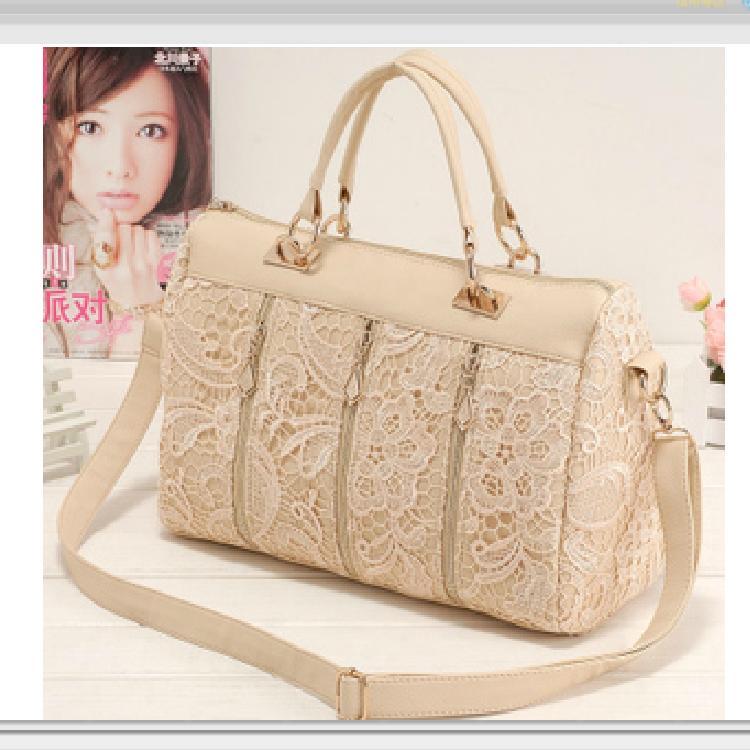 2015 New Hot spring princess female handbag fashion vintage lace shoulder bag women messenger bag <br><br>Aliexpress