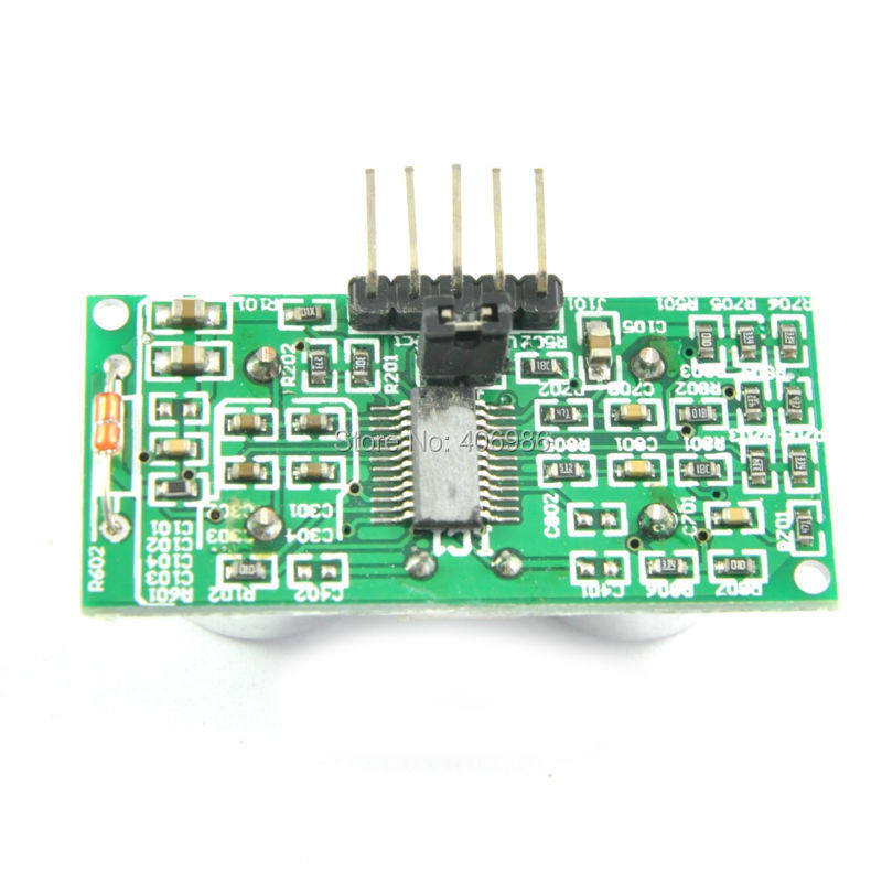 US-100 Ultrasonic Sensor Module with Temperature Compensation Range for Arduino FZ0126