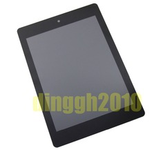 For Acer Iconia A1-810 A1-811 Tablet Full Digitizer Touch Screen Glass Sensor + LCD Display Panel Screen Monitor Assembly