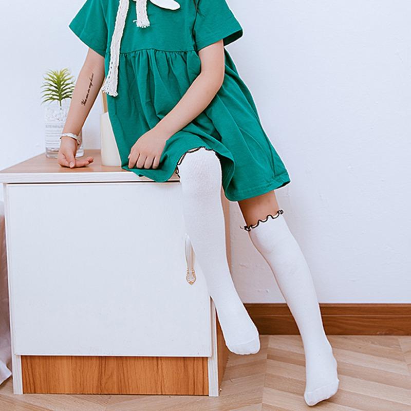 Детские носки до колена для малышей гетры девочек и мальчиков детская одежда XL2207B2 (3)