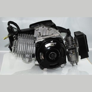 Small sports car engine mini motorcycle 49cc engine stroke gasoline engine