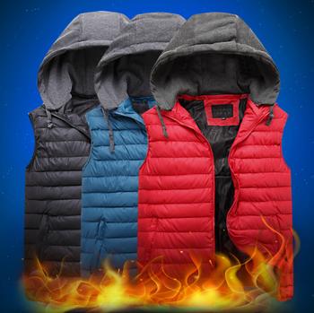 Free shipping plus big size 4XL 5XL 6XL 7XL 8XL 10XL men tops mens Autumn winter down vest cotton brand military coat clothing