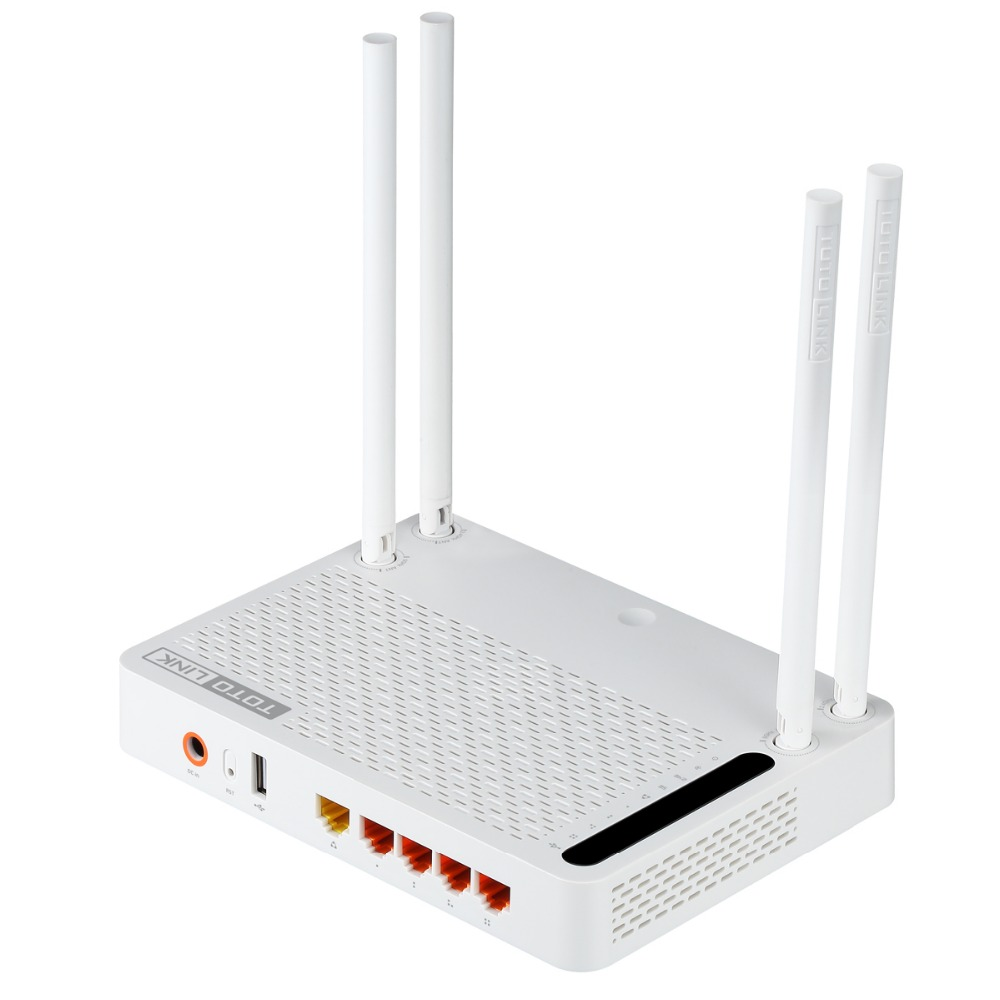 TOTOLINK A3002RU AC1200 Wireless Dual Band Gigabit WiFi Router, Wireless Repeater, WiFi Repeater With English Firmware(China (Mainland))
