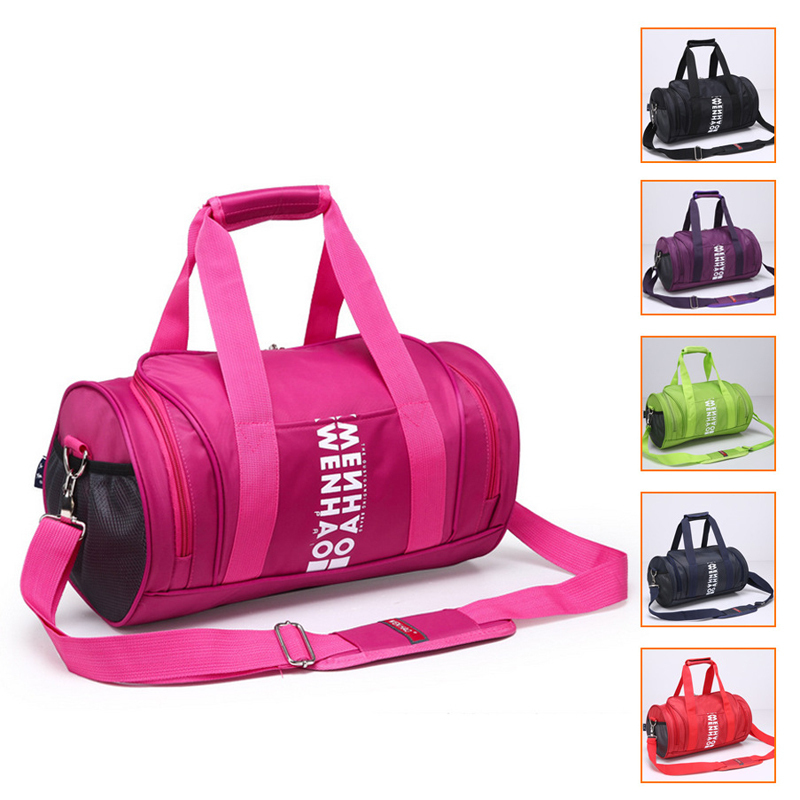 2015 New Men Women Outdoor Sport Bag Travel Luggage Bag Fitness Gym bag Waterproof Large Capacity