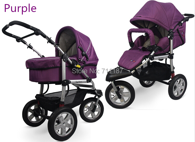 2014 Big discount 3 in 1 Strollers for children red stroller six colors you can choose meet all your need<br><br>Aliexpress