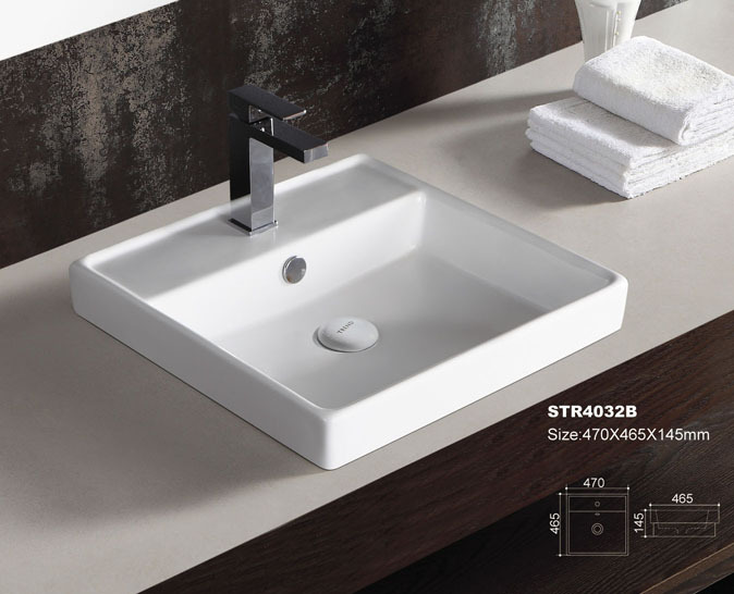 ceramic-bathroom-sink-countertop-sinks-oval-round-square-single-hole ...