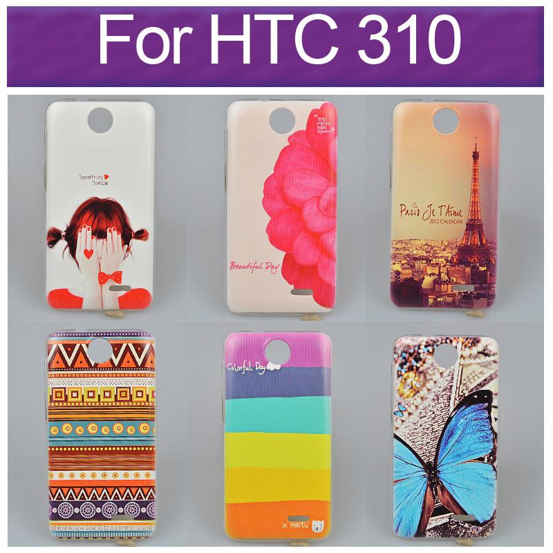 Чехол для для мобильных телефонов HTC 310 D310W 310 case чехол для для мобильных телефонов oem htc 310 d310w bling 3d htc 310 d310w for htc desire 310 d310w
