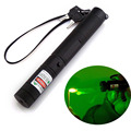 Laser 303 High power 532nm Pointer Burning Match Laser 303 Pointer Pen with Safe Key Green