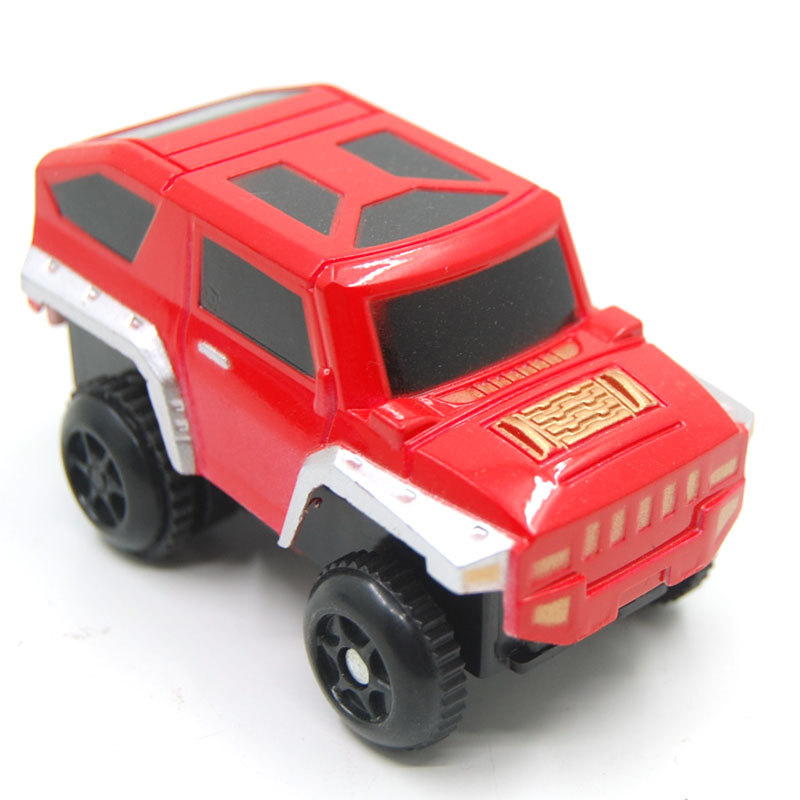 Free Shipping Railcar small children's toys to buy electric cars can be a single rail car Hummer 65g(China (Mainland))