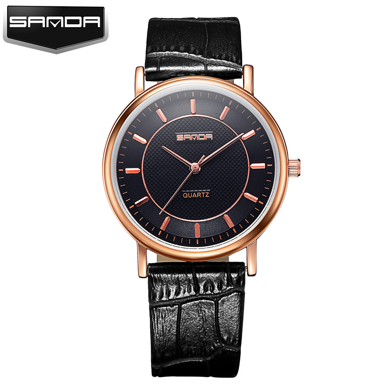 aliexpress buy sanda mens watches top brand casual