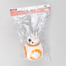 New Arrival BB8 BB-8 Star Wars The Force Awakens R2D2 Droid Robot Action Figure PVC Pendant Birthday Gift For Kids