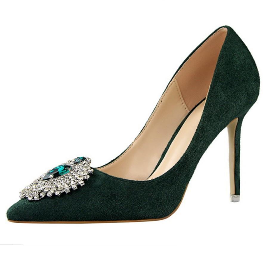 Cheap Gray Bridesmaid Shoes