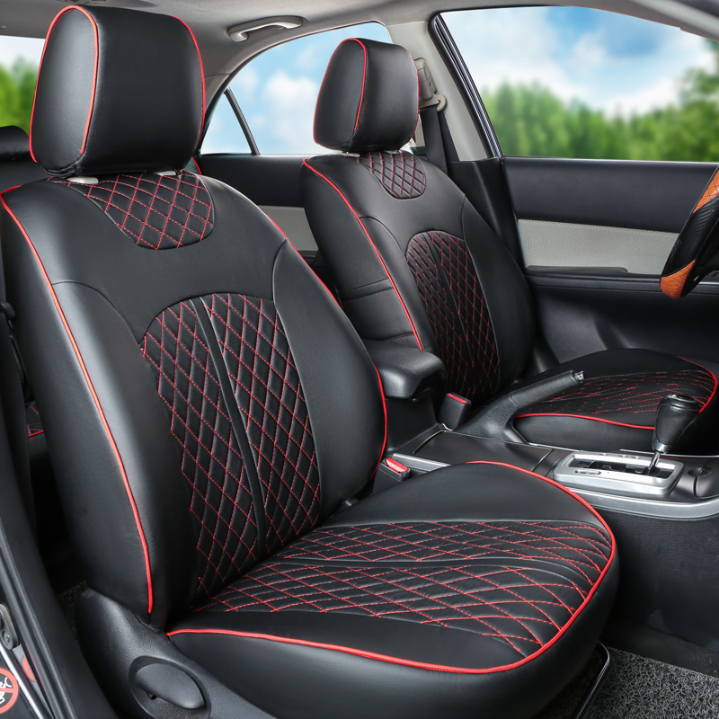 Custom Car Covers For Nissan Patrol Seat Covers Comfortable Car Seat Cushion Pu Leather Car Seat