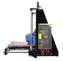 Updated Version 3D Printer Machine 8MM Acrylic Frame Reprap Prusa i3 High Precision Impressora DIY Kit