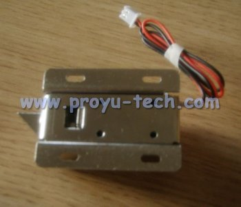 Cabinet Lock - Small Electric Bolt Lock, applicable to stocker, safe, cabinet