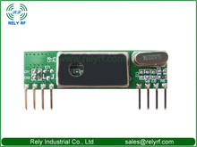 WT-RY-12/WR-RY-06R Frequency 868.35 MHZ ASK Transmitting Module and receive module Car alarm systems(Hong Kong)