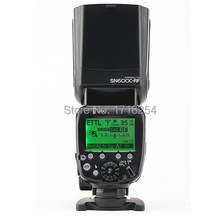 Buy Shanny SN600C-RF Speedlite 2.4G wireless radio slave flash,GN60,on-camera TTL,HSS 1/8000s Canon for $125.00 in AliExpress store