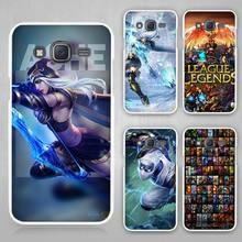 Buy League Legends lol Ashe Hard White Plastic Case Cover for Samsung Galaxy J1 J2 J3 J5 J7 C5 C7 E5 E7 2016 2017 Emerge for $1.49 in AliExpress store