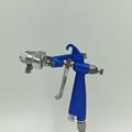 double nozzle spray gun chrome silver mirror coating silvering plating sprey gun