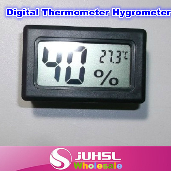 electronic 2015 new electronic thermometers,mini crawler electronic hygrometer,digital thermometer,wireless car refrigerator,2X(China (Mainland))