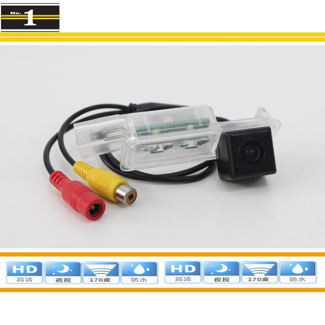 Car Camera For SEAT Exeo / ST 4d Sedan 2009~2014 / Rear View Back Up Camera / HD CCD Night Vision + Power Relay Protection(China (Mainland))