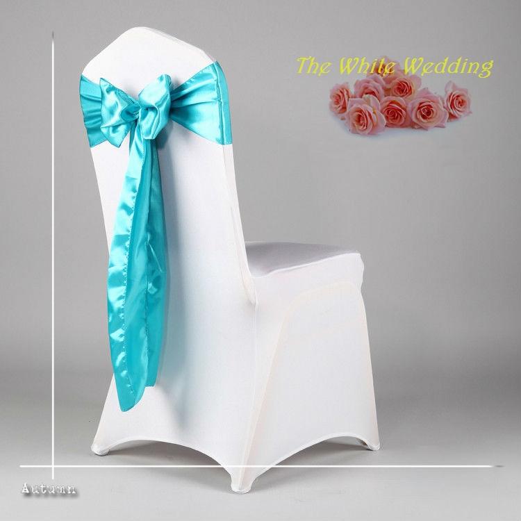 Лента WHITE WEDDING 100 Shpping chair sash shpping 100