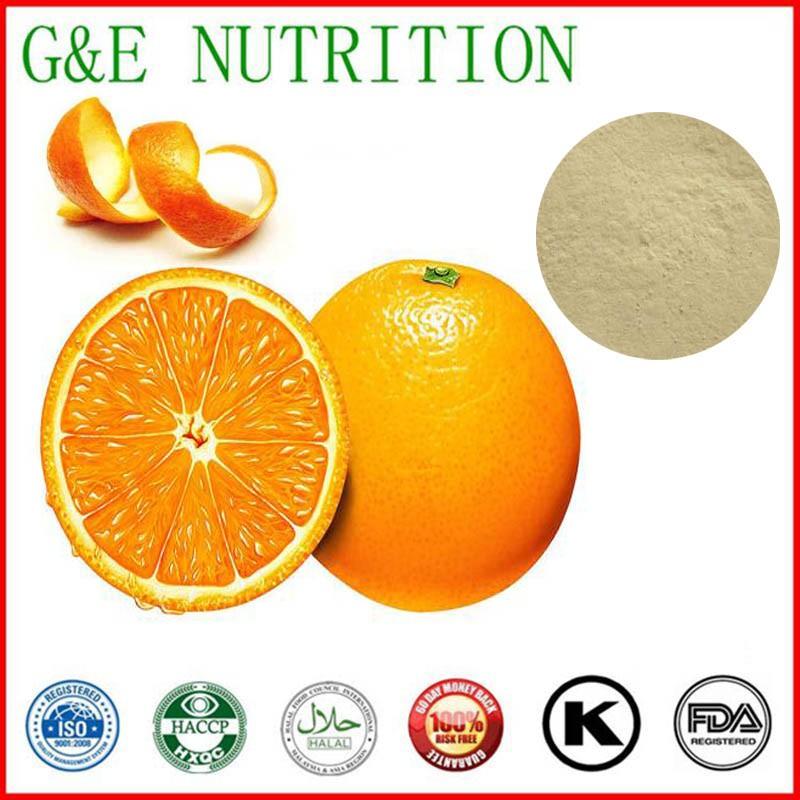 Citrus Aurantium Extract Powder / Orange Peel Extract Powder 1000g