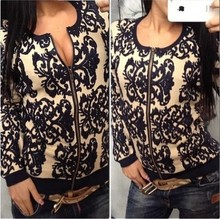 Free Ship 2016 Autumn Winter Women Fashion Flower Kintted Sweater Cardigans Long Sleeve Cute Jacket Sweaters One Size Fits All(China (Mainland))