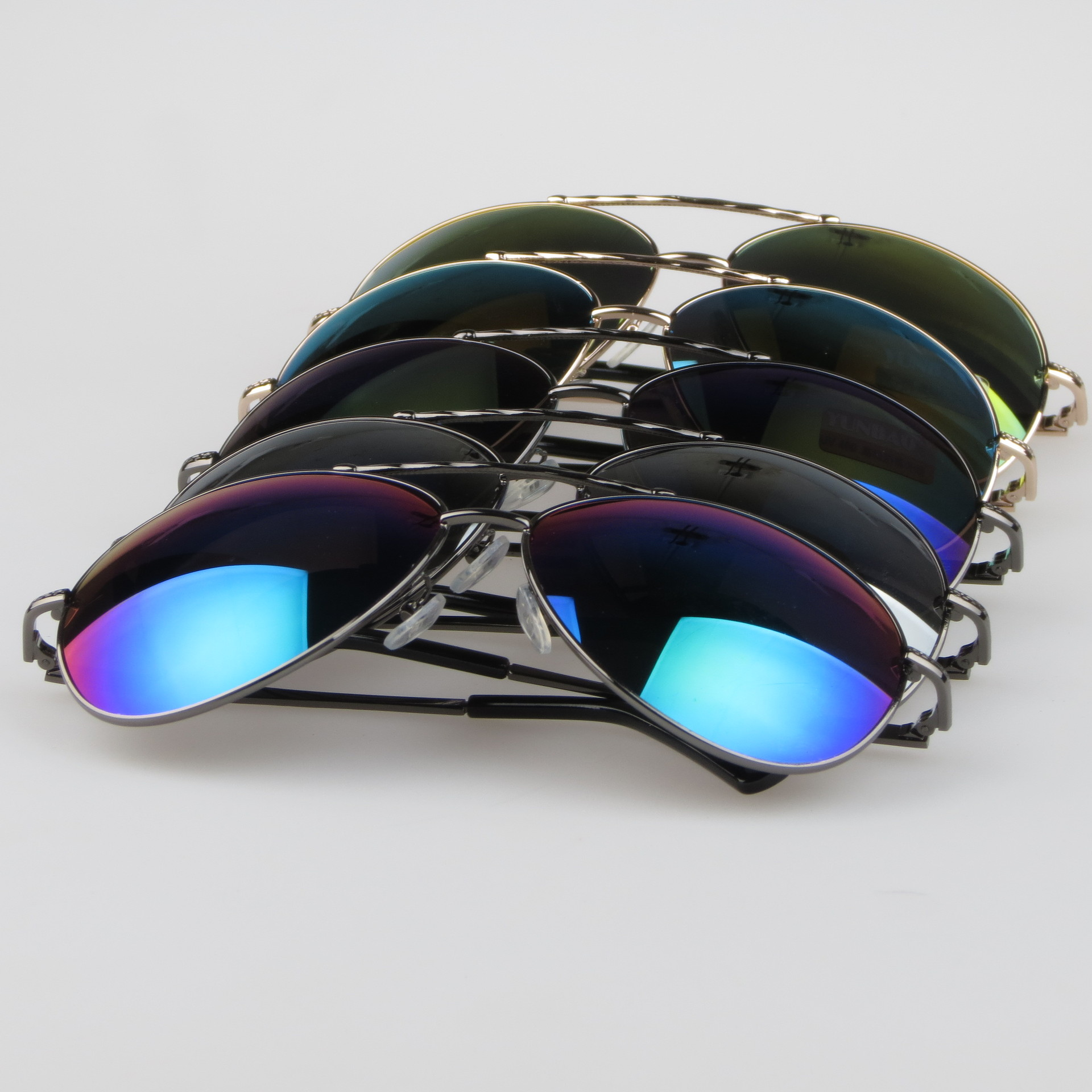 Gold Sunglasses Mens Men's Sunglasses Mirror
