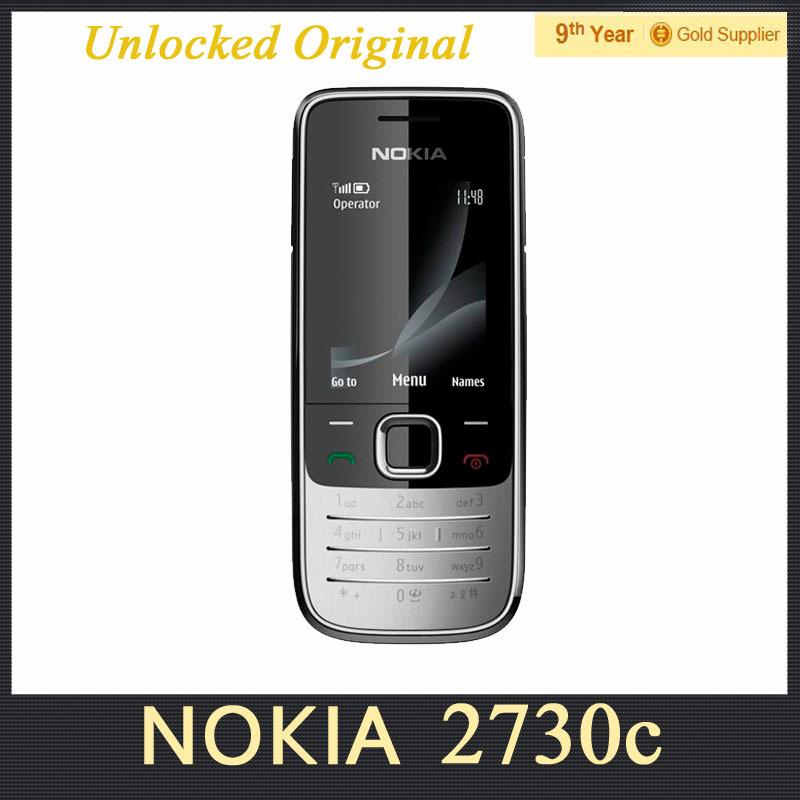 Nokia 2730c Unlocked Original Mobile Phone 2 0 Quot Inch 2mp