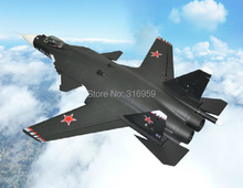 Buy Russian Military Double Vector SU47 Fighter Berkut RTF EDF Jet plane RC model 70mm twin-duct aircraft Electronic Model for $699.00 in AliExpress store