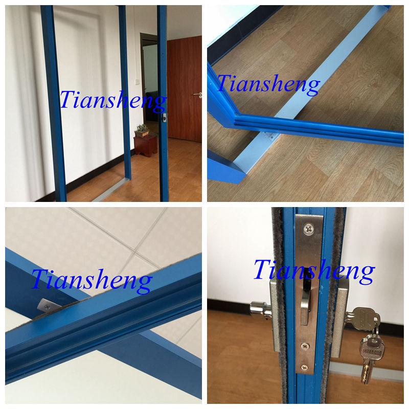 Entrance Door Glass Sliding Door Pivot Door for Office Building(China (Mainland))