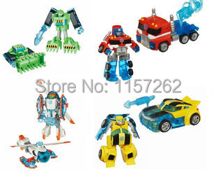Free Shipping Rescue Bots Transformation Figures Toys Heatwave the Fire-Bot Figure Without Original Box(China (Mainland))