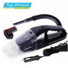 Car Vacuum Cleaner Portable Wet And Dry Dual Use Auto Cigarette Lighter Filter 120W 12V Black(China (Mainland))