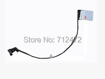 New Free Shipping Screen LCD Video Cable for ASUS EPC EEE PC 1008HA 1008P cable 1422-00NR000(China (Mainland))