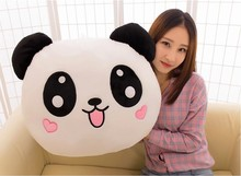 huge 100 cm prone Panda plush toy doll hugging pillow christmas gift w0578
