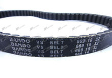 Super Quanlity Bando CVT Belt 669 18 30 FIT FOR GY6 50CC 139QMB SCOOTER For Honda GY6 50cc KYMCO GY6 50cc CVT Belt