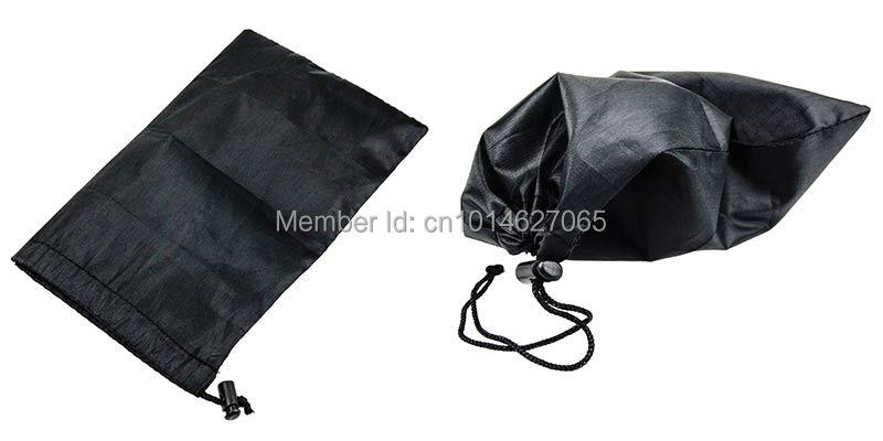 45 in 1 Gopro hero4 Go pro hero3 Accessories Yi Xiaomi Accessories for Gopro SJCAM Xiaoi Yi 4k Action Cam Camera Bag Bike Mount