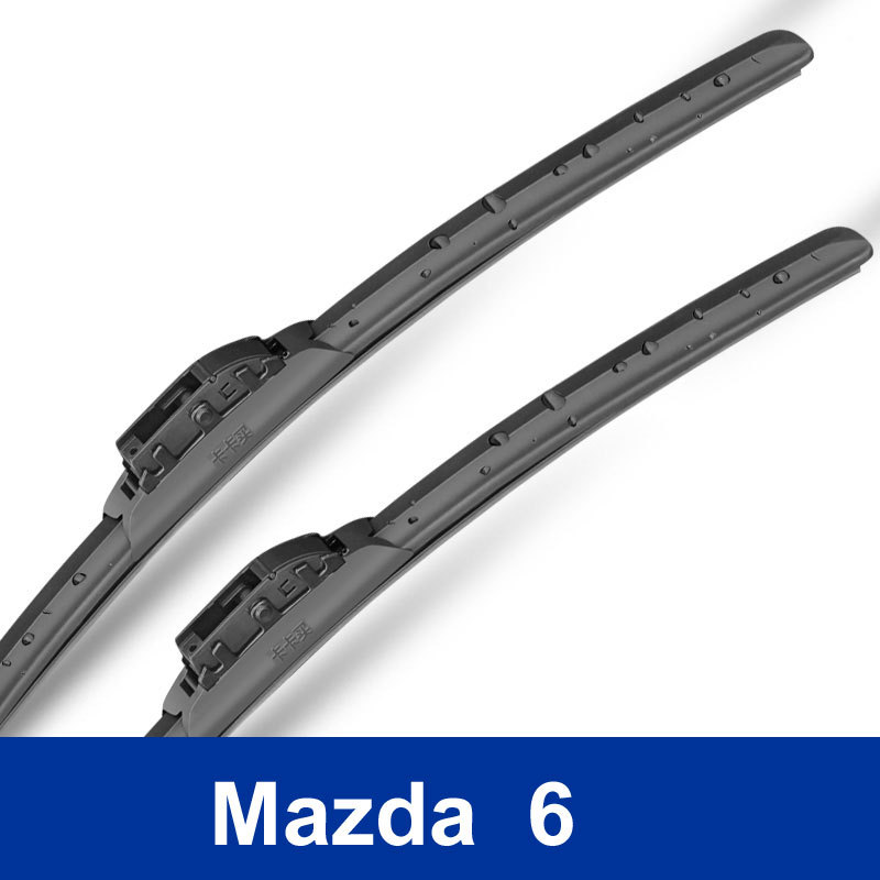 High Quality New styling Auto Replacement Parts Auto accessories 2 pcs pair The front windshield