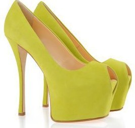 sexy peep toe 16cm high heel suede shoes dropship(China (Mainland))