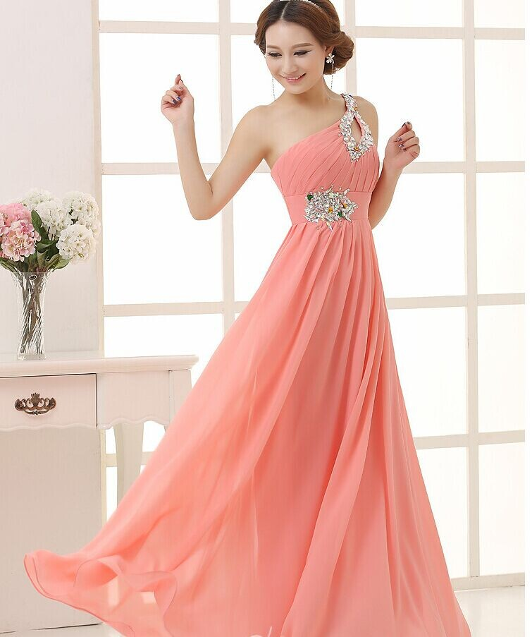 In stock 2015 bridesmaid dresses beaded off the shoulder for Wedding party dresses cheap