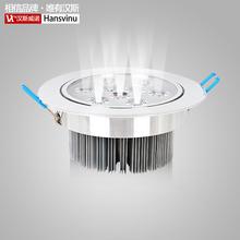 2015 New 90-260V Metal led spotlight led under display cabinet lighting abajur sala spotlights brown lamp factory wholesale(China (Mainland))