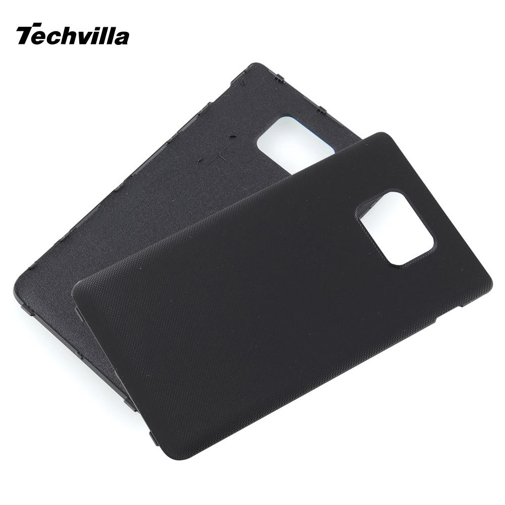 1X Housing Case Back Door Battery Cover Replacement for Samsung Galaxy S2(China (Mainland))