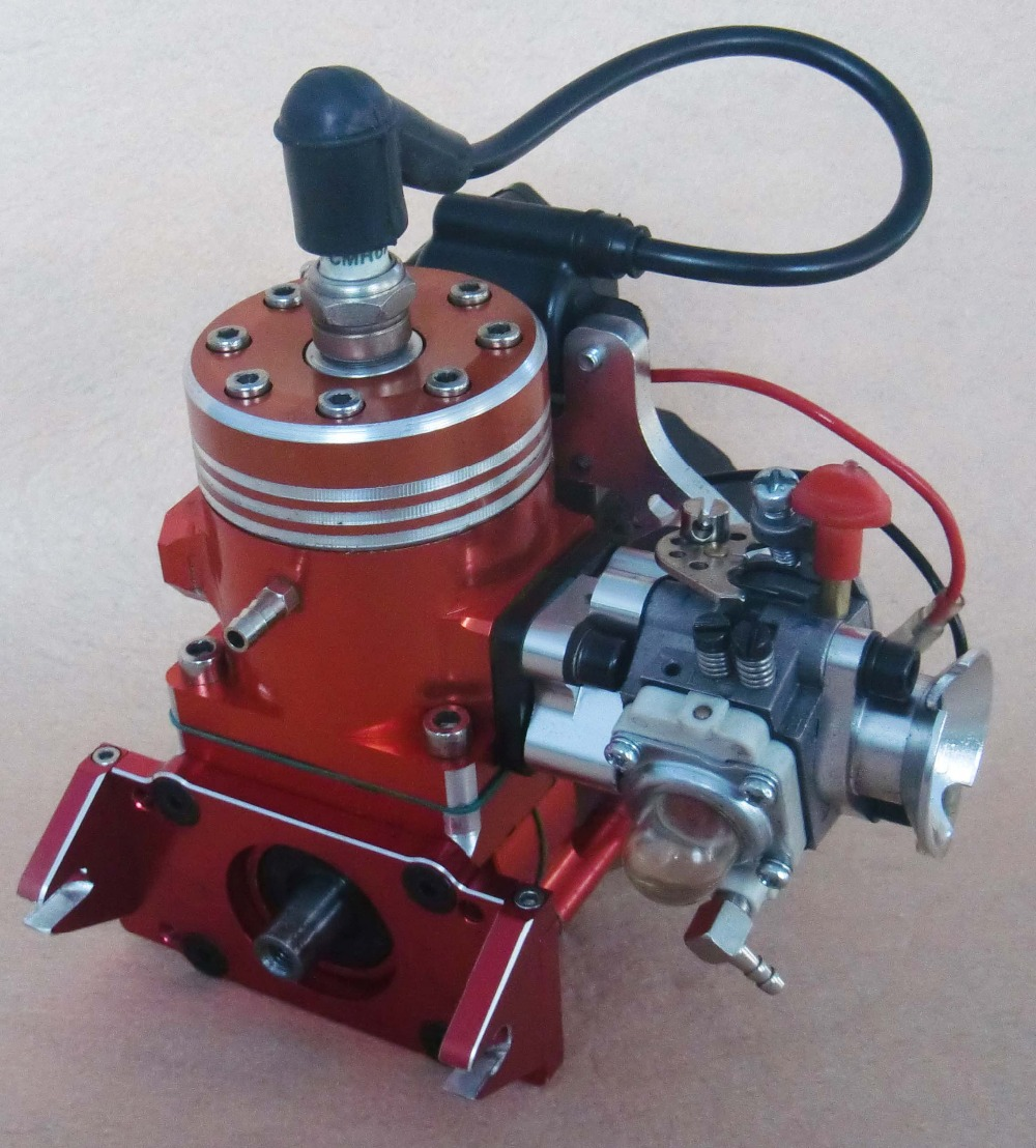 Remete controller gas boat and ship gas engine strong for Gas rc boat motors