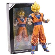 Dragon Ball Z DBZ Grandista GROS Son Goku/Vegeta 2D Mangá Figura de Ação Brinquedos Bonecas Brinquedos Figurals(China)
