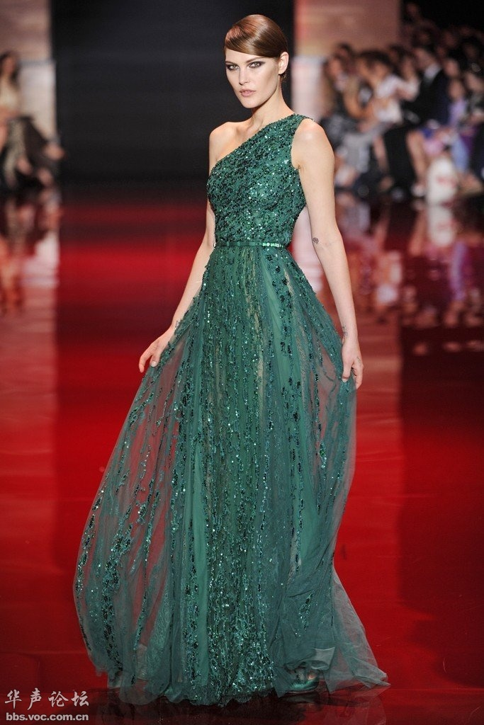 elie saab green gowns | Fashion Wallpaper