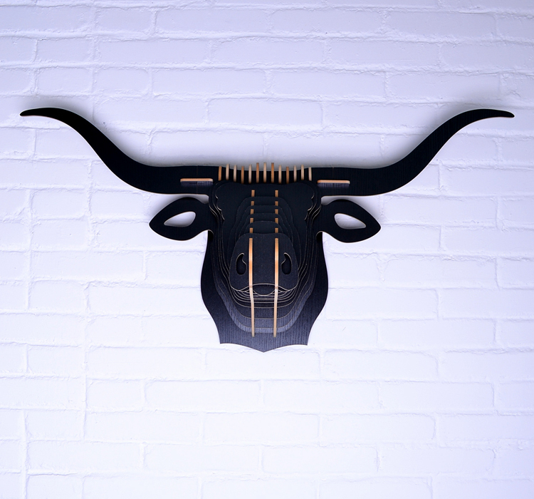 African buffalo head wall decor,bull head,wall art,high quality 3D wooden decoration,quality 3D wood carving craft free shipping(China (Mainland))