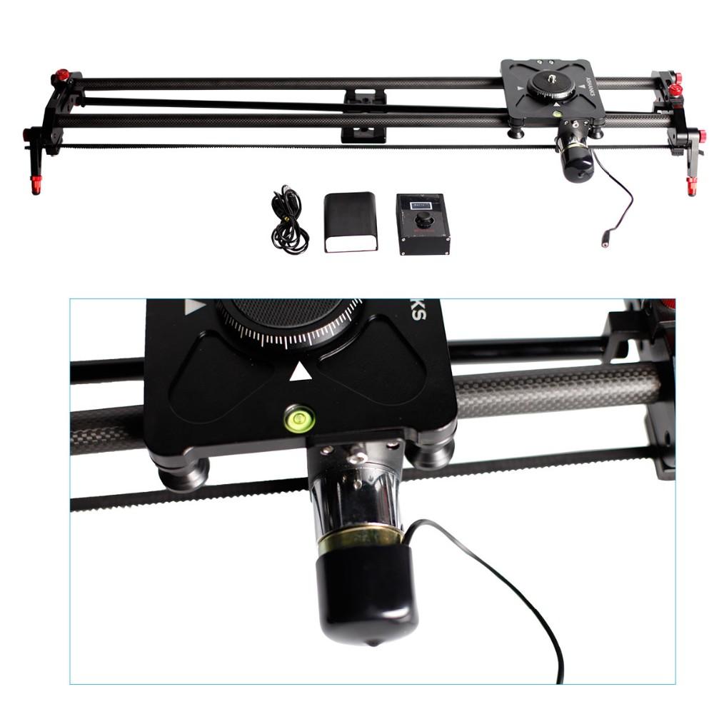 Ashanks Carbon Slider Motorized Camera Slider Dslr Slider