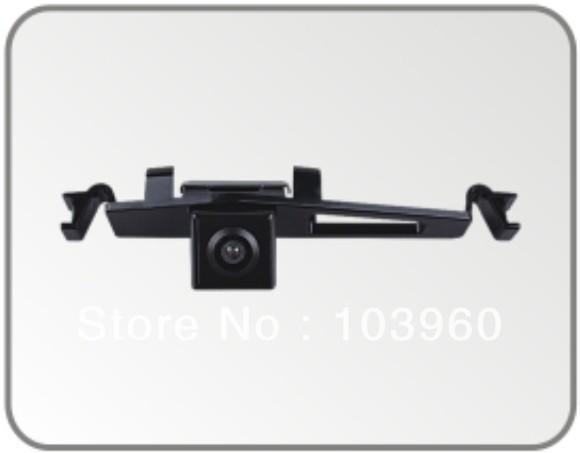 China Post Air Mail Free Shipping 100% Waterproof 170 Degree Wide Angle BYD F6 Car Rear View Camera(China (Mainland))