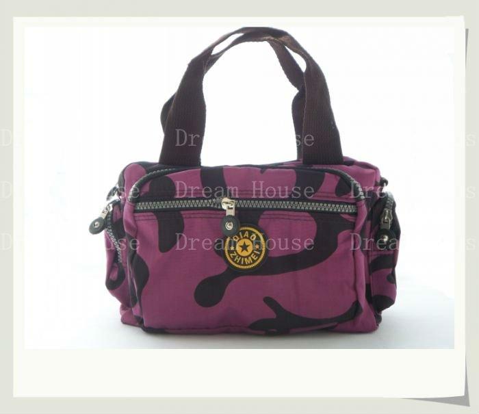Здесь можно купить  New arrival!! 10pcs/lot,canvas shoulder bag,muti-function handbag,fashionable pattern,versatile, one shoulder travelling bag  Камера и Сумки